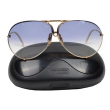 Load image into Gallery viewer, Vintage Porsche Design 5621 Sunglasses & Case - Gold
