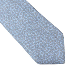 Load image into Gallery viewer, Hermès Paris Silk Tie 5165 IA - Light Blue