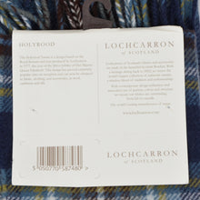 Load image into Gallery viewer, NEW Lochcarron Wool Scarf - Holyrood Tartan