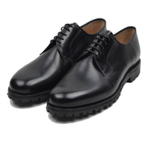 Load image into Gallery viewer, Barker England Shoes Size 10 F Wide - Black