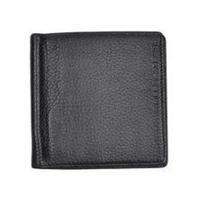 Load image into Gallery viewer, Porsche Design P3300 Leather Money Clip/Wallet - Black