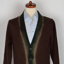 Load image into Gallery viewer, Etro Milano Wool Cardigan Sweater Size L - Ombré