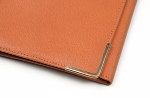 Swaine Adeney London Travel Wallet - Tan