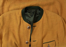 Load image into Gallery viewer, Habsburg Janker/Jacket Size 54 - Ochre