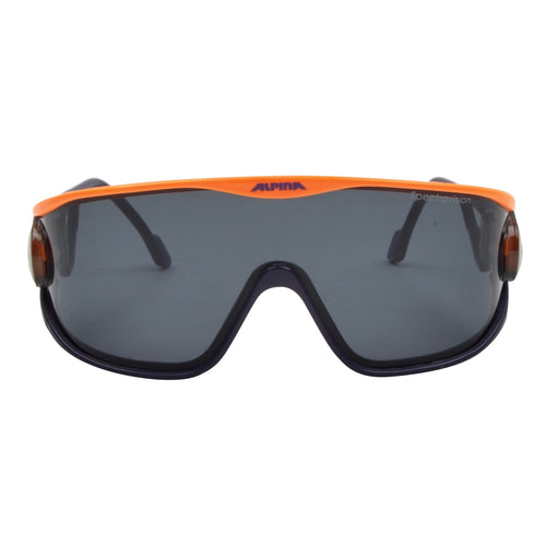 Alpina Swing Shield S Sunglasses - Purple & Orange