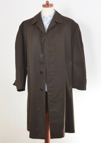 Knize Wien Mac/Trench Coat - Brown