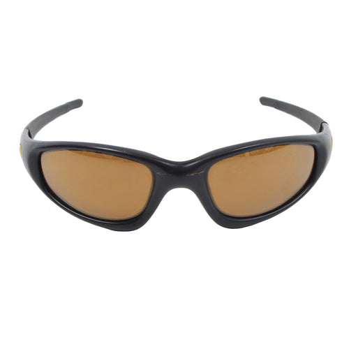 Oakley Straight Jacket - Black/Gold Iridium