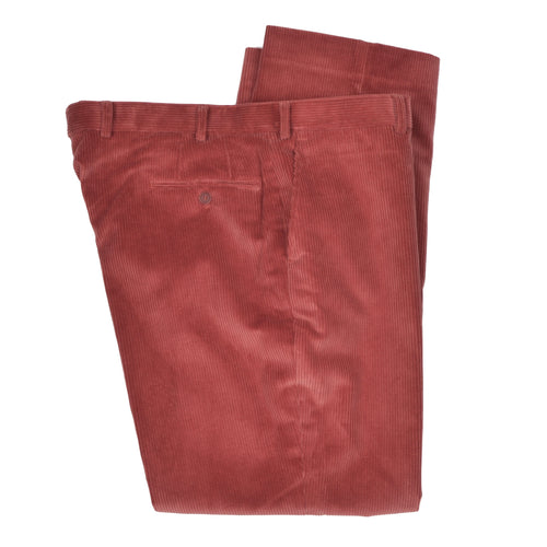 Magee Corduroy Pants Size 44 Reg - Brick Red