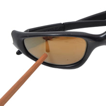 Load image into Gallery viewer, Oakley Straight Jacket - Black/Gold Iridium