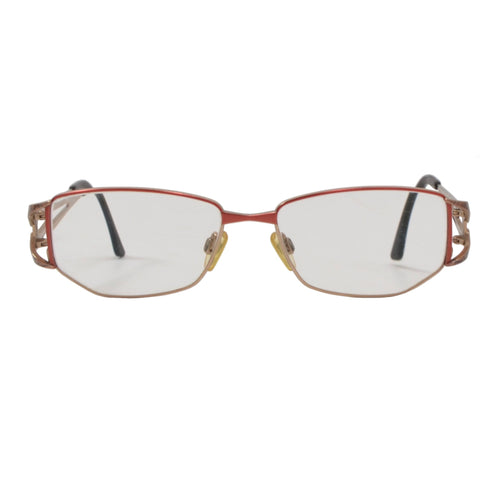 Cazal Metal Frames - Red & Grey