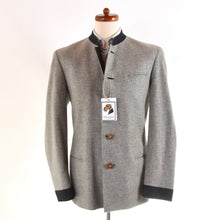 Load image into Gallery viewer, Gössl Wool Janker/Jacket Size 48 - Grey