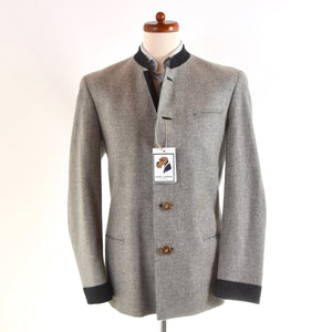 Gössl Wool Janker/Jacket Size 48 - Grey