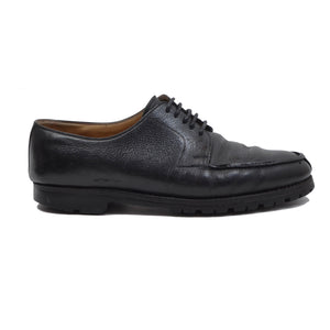 László Vass Split Toe Norweger Shoes Size 43 - Black