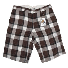 Load image into Gallery viewer, Dolce & Gabbana Cotton Shorts Size 48 - Plaid
