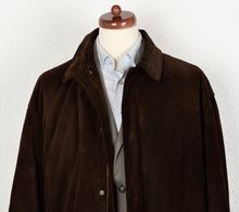 Load image into Gallery viewer, Polo Ralph Lauren Suede Coat Size XL - Chocolate Brown