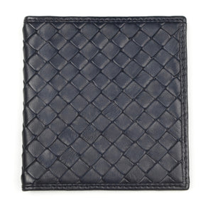 Bottega Veneta Intercciaco Wallet/Billfold - Dark Navy