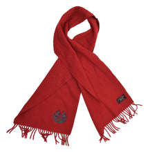 Load image into Gallery viewer, Paul & Shark Yachting Wool Scarf - Red