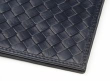 Load image into Gallery viewer, Bottega Veneta Intercciaco Wallet/Billfold - Dark Navy
