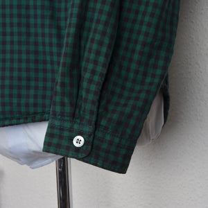Nanamica Cotton Jacket Size M - Plaid