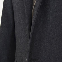 Load image into Gallery viewer, Paul Smith Chesterfield Coat Size L - Grey