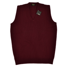 Load image into Gallery viewer, Coxmoore of England Sweater Vest Size XL  - Bordeaux
