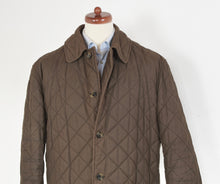 Load image into Gallery viewer, Ed Meier Quilted Jacket Size XXL - Olive