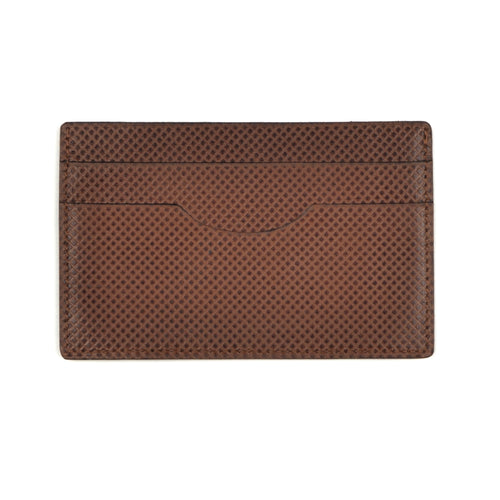 Bottega Veneta Card Case Wallet - Brown
