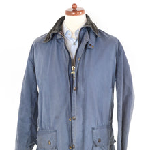 Load image into Gallery viewer, '80s Barbour Border Lightweight - Blue