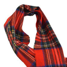 Load image into Gallery viewer, Liberty Scottish Wool Scarf - Royal Stewart