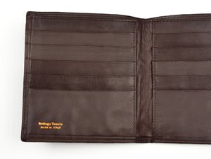 Bottega Veneta Intercciaco Wallet/Billfold - Brown