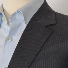 Load image into Gallery viewer, Canali 1934 Wool Suit Size 52  - Grey Stripe
