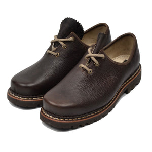 Meindl Trachtenschuhe Pebble Grain Shoes Size 7.5 - Brown