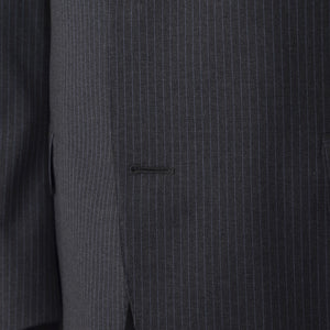 Canali 1934 Wool Suit Size 52  - Grey Stripe