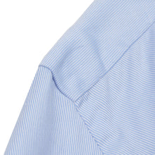 Load image into Gallery viewer, Truzzi Milano Shirt Size 43/17 - Blue
