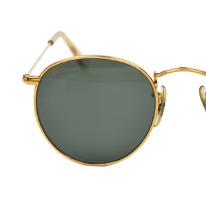Bausch & Lomb Ray-Ban W1573 Sunglasses - Gold