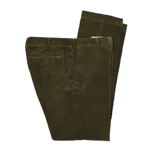 Polo Ralph Lauren Corduroy Pants Size 38/34 Slim Fit - Moss Green