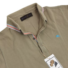 Load image into Gallery viewer, Etro Milano Slim Polo Shirt Size M - Green