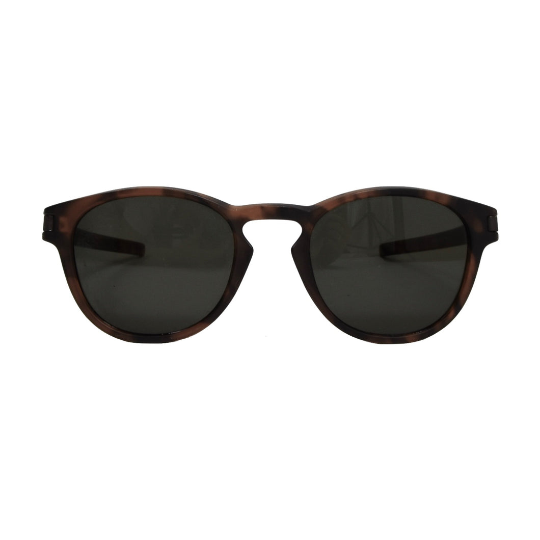 Oakley Latch OO9265-02 Sunglasses - Matte Tortoise Brown