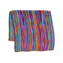 Load image into Gallery viewer, Missoni Silk Scarf - Stripes