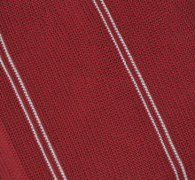 Load image into Gallery viewer, Knit Polo Shirt by Zimmerli for E. Braun & Co. - Burgundy, XL
