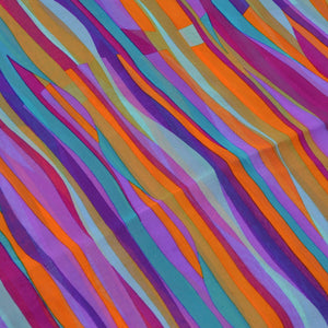Missoni Silk Scarf - Stripes