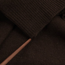 Load image into Gallery viewer, Polo Ralph Lauren Lambswool Polo Sweater Size M - Chocolate Brown