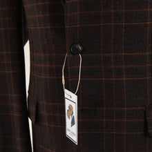Load image into Gallery viewer, Pal Zileri Wool/Cashmere Jacket Size 50 - Brown
