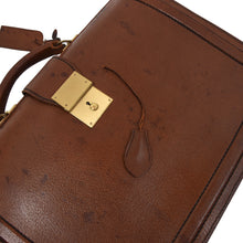 Load image into Gallery viewer, F. Schulz Wien Vintage Leather Briefcase - Brown