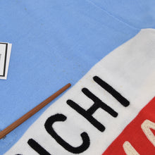 Load image into Gallery viewer, Vintage Bianchi Faema 1978 Acrylic Cycling Jersey Size 5 - Blue