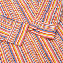 Load image into Gallery viewer, Etro Milano Shirt Size 40  - Rainbow Stripe