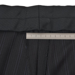 Sarar Sartoria Super 150s Suit Size 58 - Black