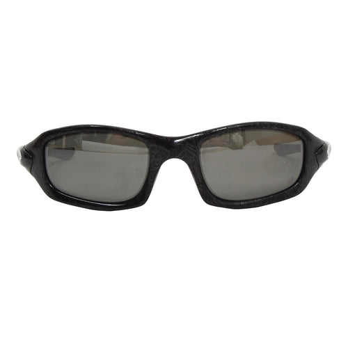 Oakley Fives 4.0 12-993 Frames - Black Silver Text