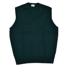 Load image into Gallery viewer, Knize Wien Sweater Vest Size XL  - Hunter Green
