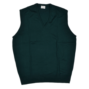 Knize Wien Sweater Vest Size XL  - Hunter Green